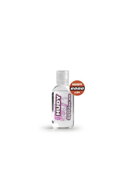HUDY ULTIMATE SILICONE OIL 6000 cSt - 50ML, H106460