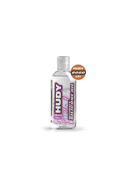 HUDY ULTIMATE SILICONE OIL 8000 cSt - 100ML, H106481