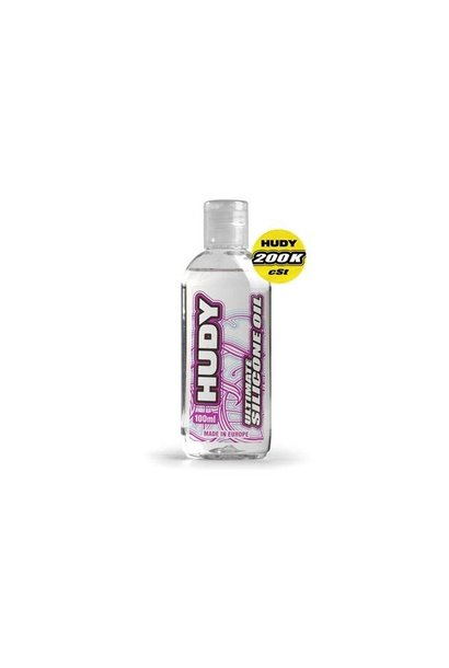 HUDY ULTIMATE SILICONE OIL 200 000 cSt - 100ML, H106621