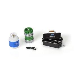 Proline Scale Accessory Assortment #9 (Portable Gas Grill, Propane B