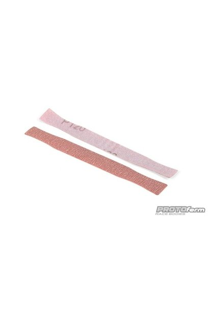 Better Edge System: Replacement Sanding Strips (2 pc) - For, PR6108-01