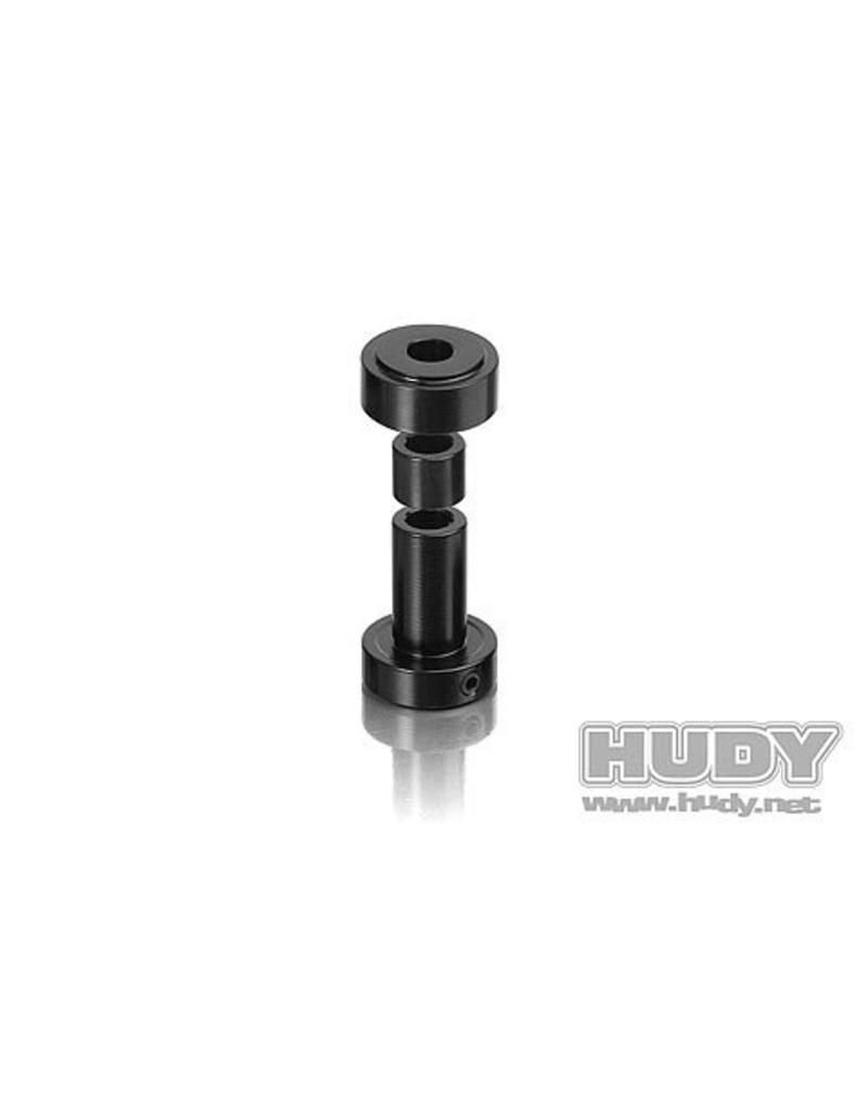 Hudy Bearing Presser Adapter For .12 Engine - Set, H107072