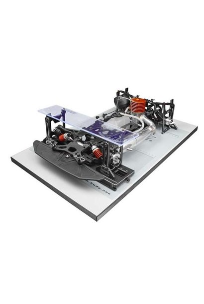 Universal Exclusive Set-Up System For 1:8 On-Road Cars, H108005