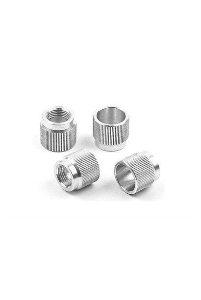 Alu Nut For 1:8 Off-Rod System (4), H108860