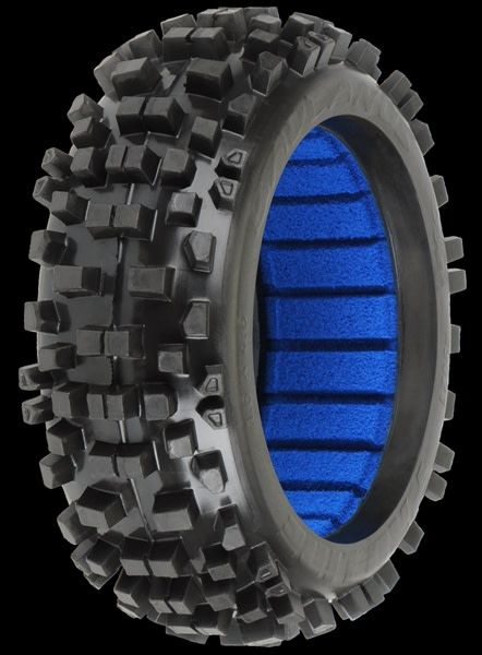 Badlands XTR (Firm) All Terrain 1:8 Buggy Tires (2) for Fron-1