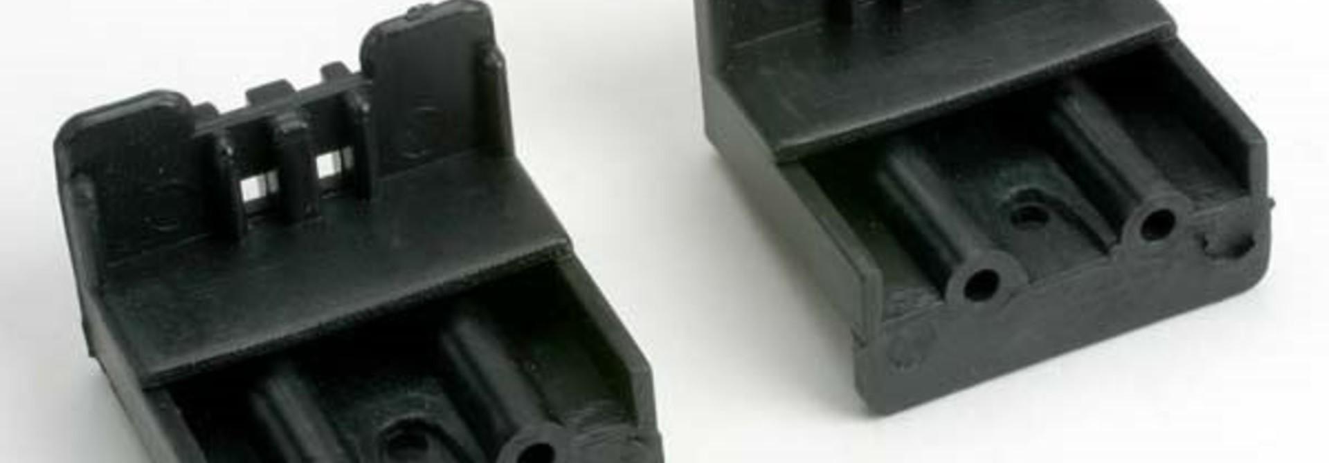 Battery stay brackets (2), TRX1225