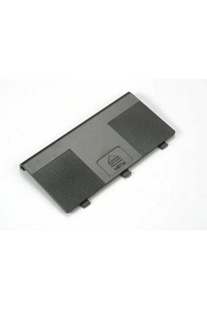 Battery door (For use with Traxxas dual-stick transmitters), TRX2022
