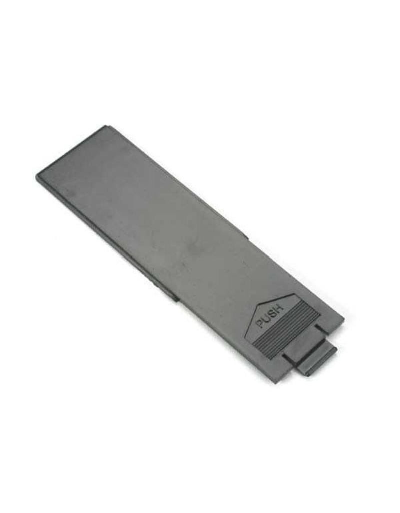 Traxxas Battery door (For use with model 2020 pistol grip transmitte, TRX2023