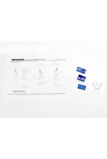 Servo case/gaskets (for 2065 waterproof sub-micro servo), TRX2063
