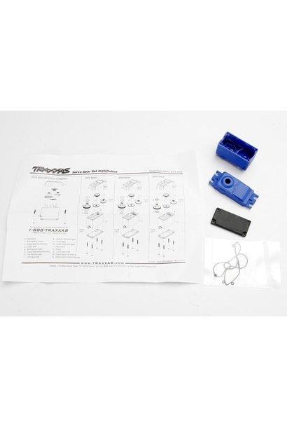 Servo case/gaskets (for 2056 and 2075 waterproof servos), TRX2074