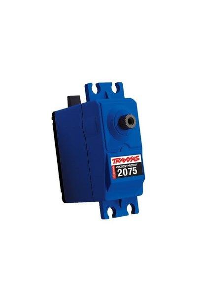 Servo, digital high-torque (ball bearing), waterproof, TRX2075