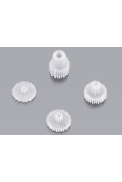 Gear set (for 2080 micro waterproof servo), TRX2082