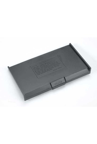 Battery door (For use with TQ and TQ-3 pistol grip transmitt, TRX2223