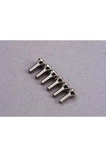 Traxxas Ball screws (3x12mm) (lower shock attachment screws) (6), TRX4363