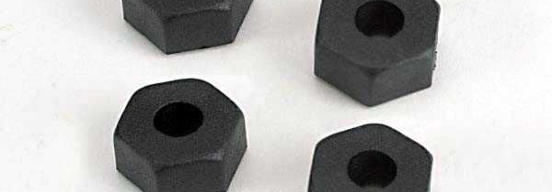Adapters, wheel (for use with aftermarket wheels in order to, TRX4375