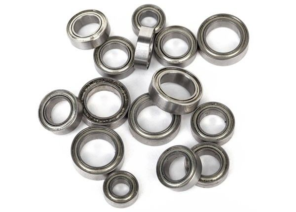 Bearings Set, Complete Bearings: 4X8M, TRX7541X-1