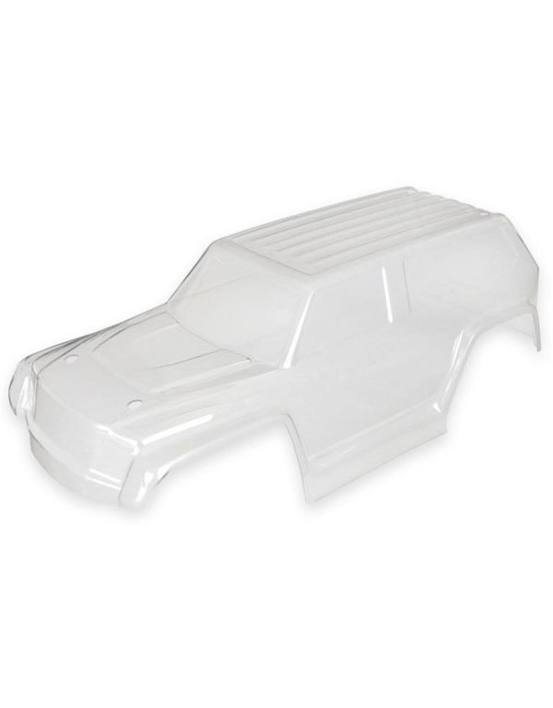 Traxxas Body, Teton, (clear, requires painting) decal sheet, TRX7611