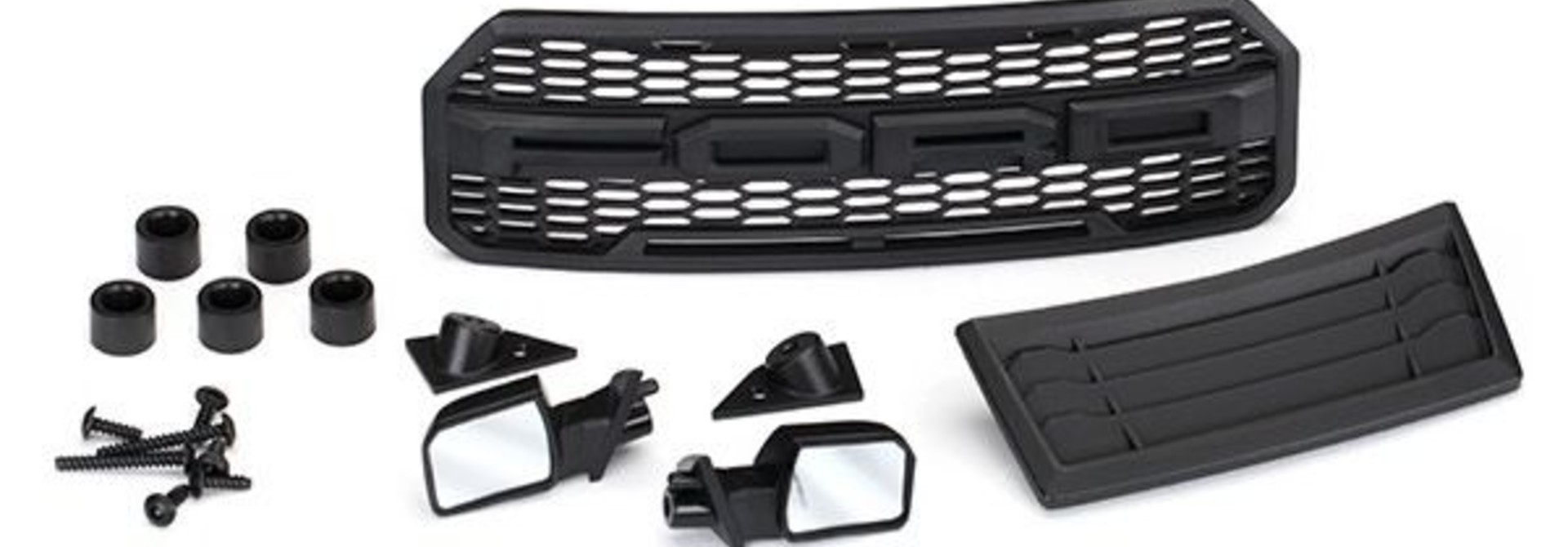 Body accessories kit, 2017 Ford Raptor (includes grill, hood, TRX5828