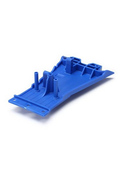 Lower Chassis, Low Cg (Blue), TRX5831A
