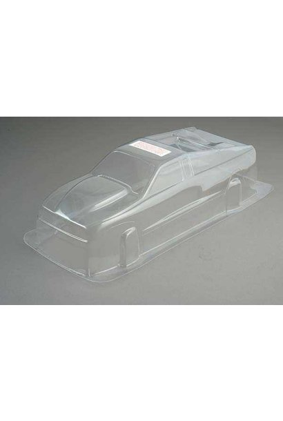 Body, Nitro Sport (Clear, requires painting), TRX4511