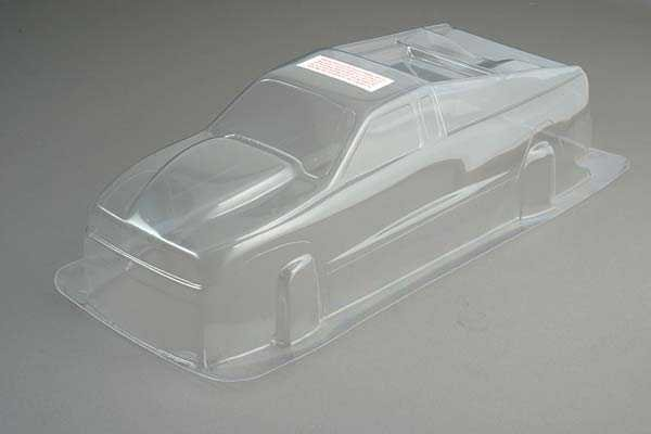 Body, Nitro Sport (Clear, requires painting), TRX4511-1