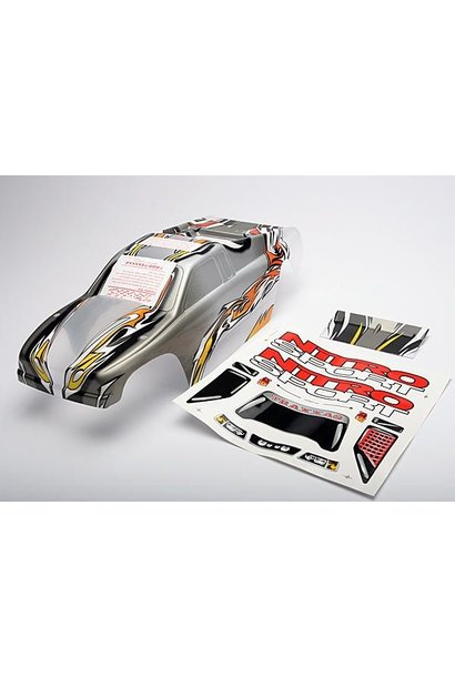 Body, Nitro Sport, ProGraphix (replacement for the painted b, TRX4512