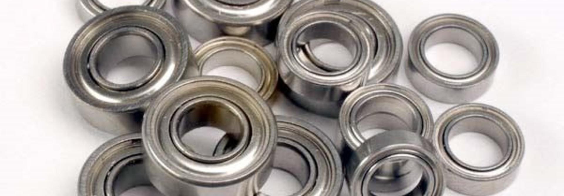 Ball Bearings (5x11x4mm) (6)/ 5x8x2.5mm (8), TRX4608