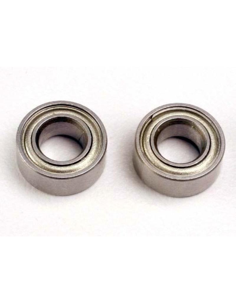 Traxxas Ball bearings (5x10x4mm) (2), TRX4609