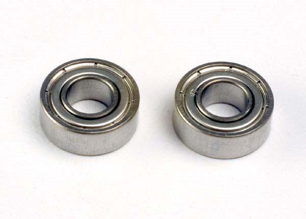 Ball bearings (5x11x4mm) (2), TRX4611-1