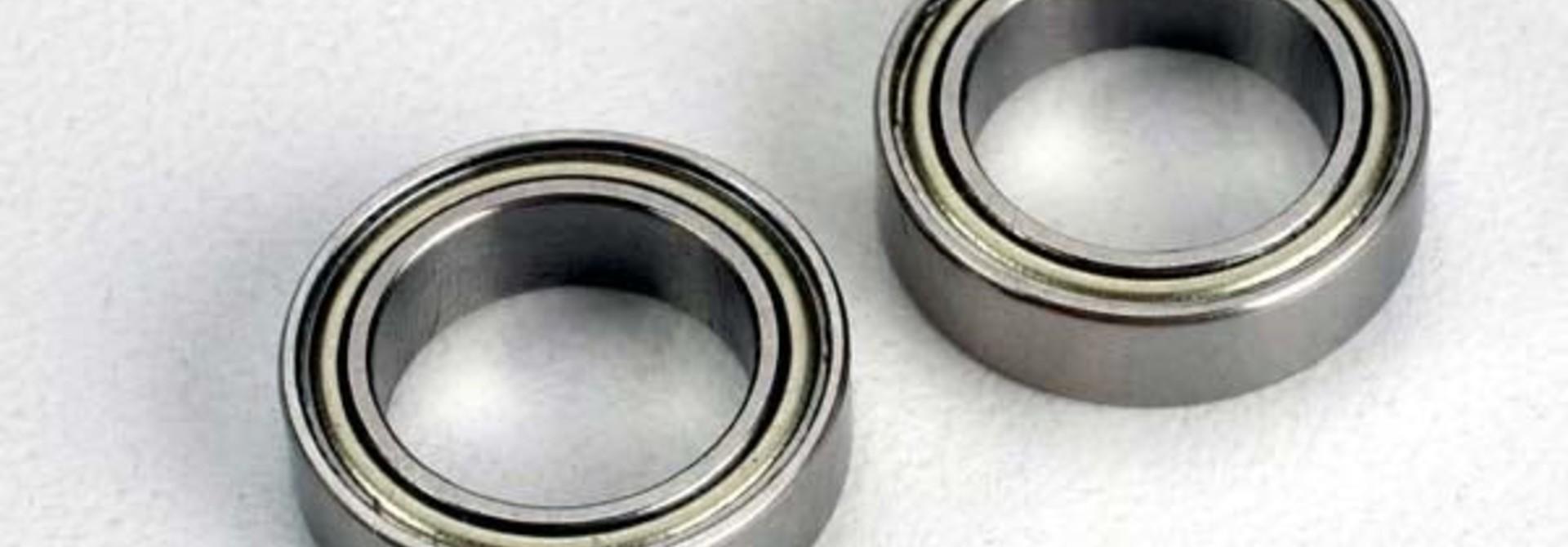 Ball bearings (10x15x4mm) (2), TRX4612