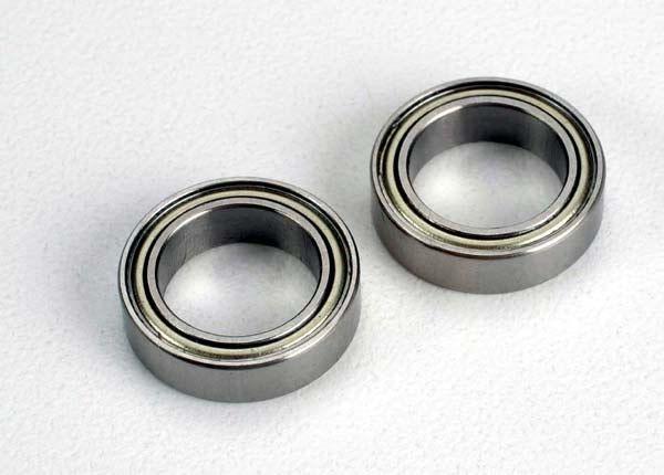 Ball bearings (10x15x4mm) (2), TRX4612-1