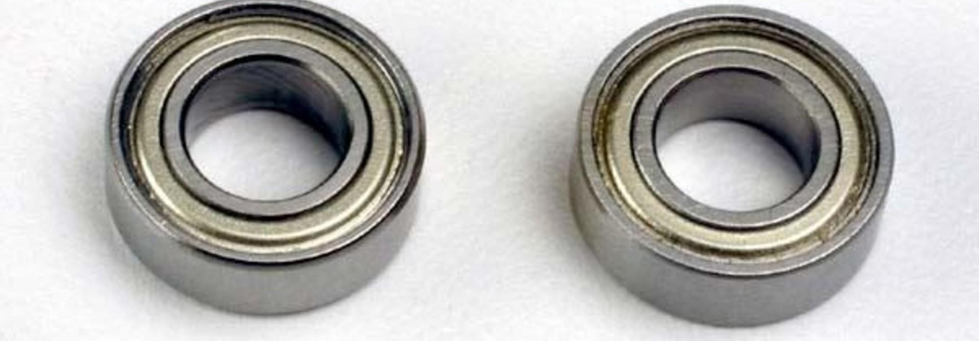 Ball bearings (6x12x4mm) (2), TRX4614