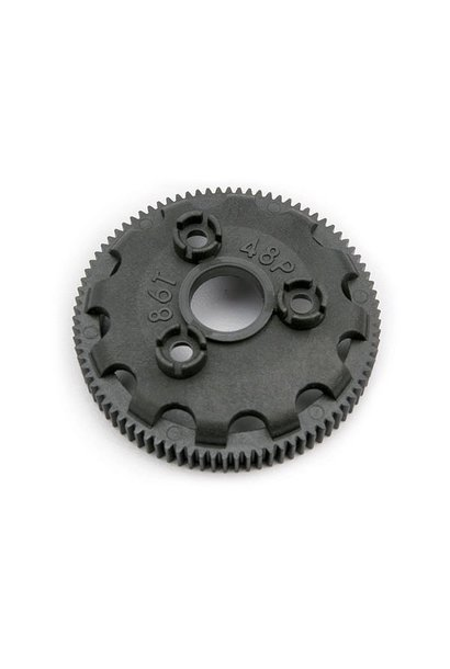 Spur gear, 86-tooth (48-pitch) (for models with Torque-Contr, TRX4686
