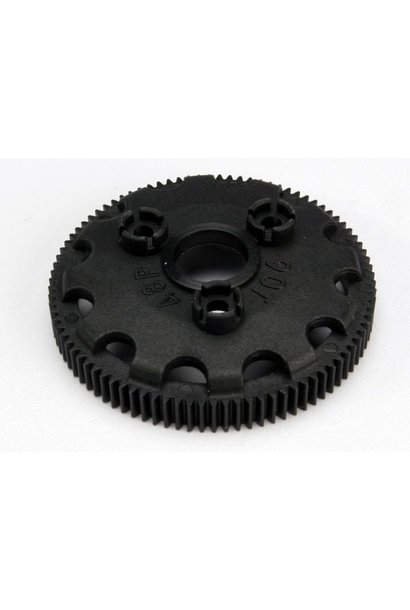 Spur gear, 90-tooth (48-pitch) (for models with Torque-Contr, TRX4690