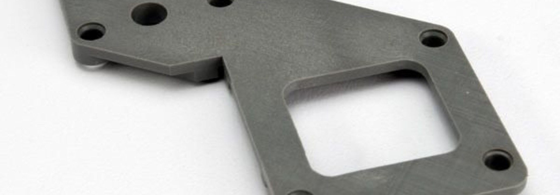 Brace, rear (grey), TRX4826A