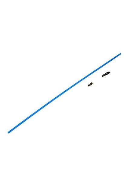 Antenna, tube (1)/ vinyl antenna cap (1)/ wire retainer (1), TRX1726