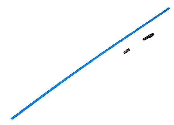 Antenna, tube (1)/ vinyl antenna cap (1)/ wire retainer (1), TRX1726-1