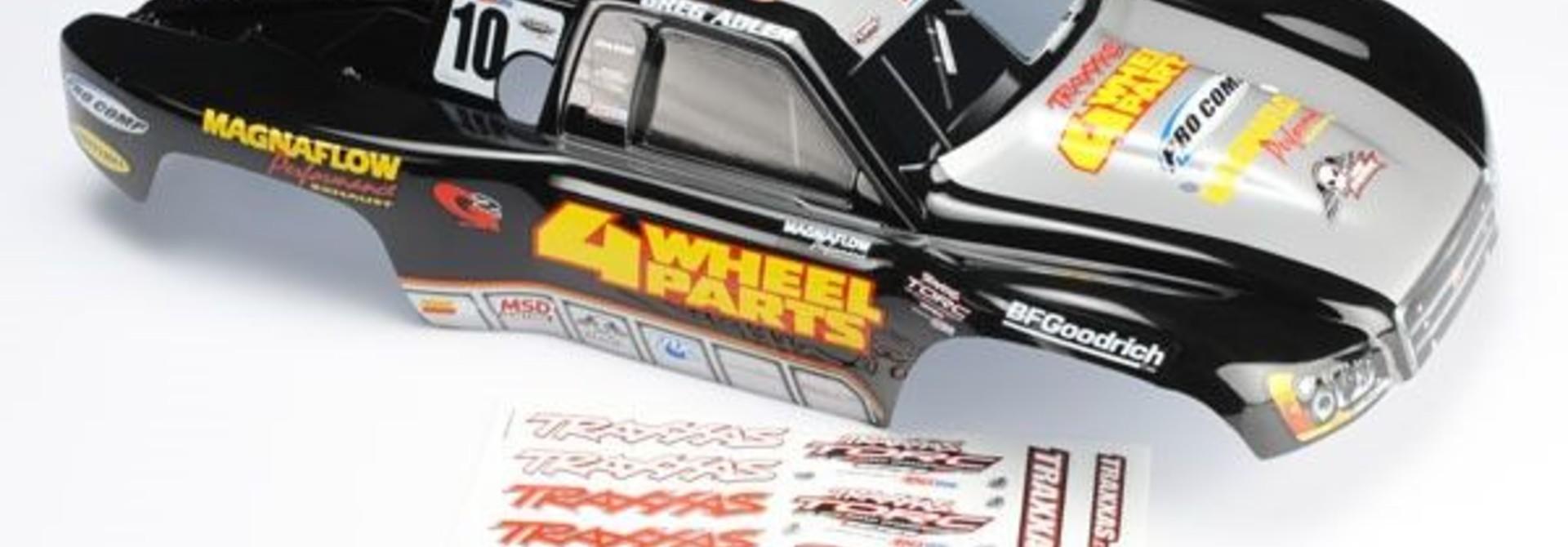 Body, Slayer Pro 4X4, Greg Adler, 4 Wheel Parts (painted, de, TRX5919