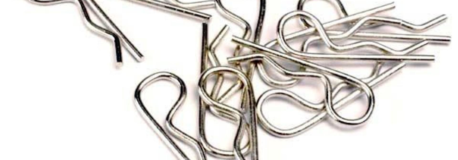 Body clips (12) (standard size), TRX1834