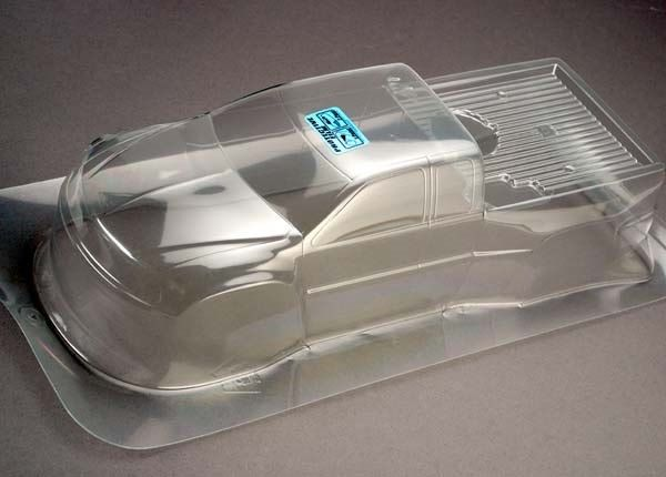 Body, T-Maxx (Clear, requires painting), TRX4911-1
