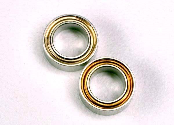 Ball bearings (5x8x2.5mm) (2), TRX2728-1