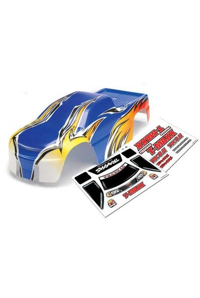 Body, T-Maxx (USHRA Special Edition) (Blue)/decal sheet (2)