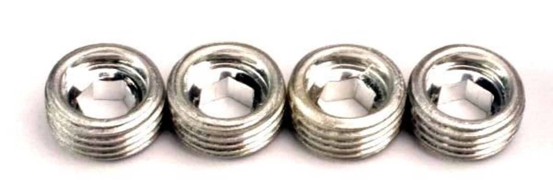 Aluminum caps, pivot ball (4), TRX4934