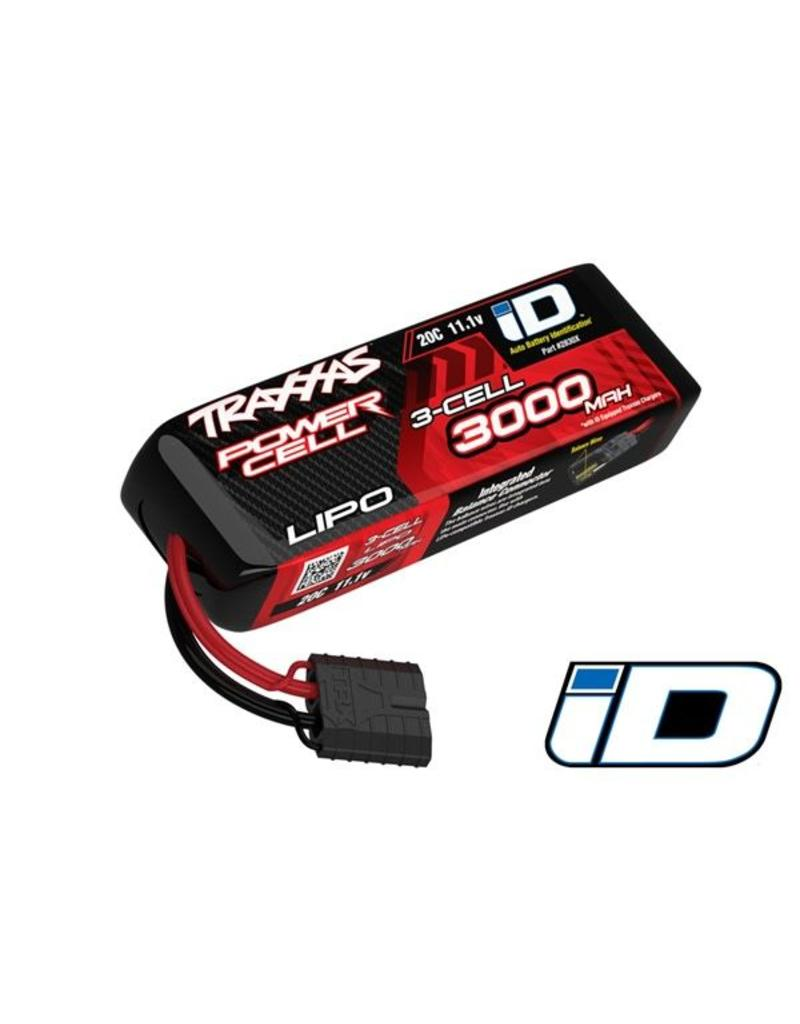 Traxxas 3000mAh 11.1v 3-Cell 20C LiPo Battery ATON!