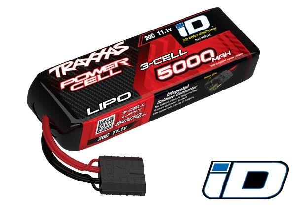 5000mAh 11.1v 3-Cell 20C LiPo Battery ATON!!!-1