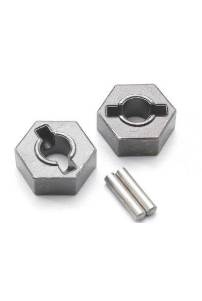 Wheel hubs, hex (steel), TRX4954R