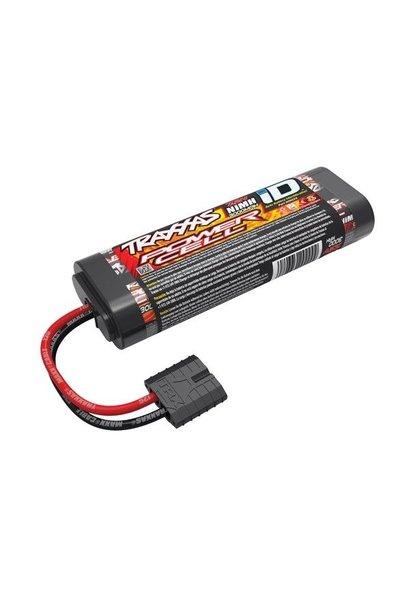 Battery, Power Cell, 3000mAh (NiMH, 6-C flat, 7.2V), TRX2922X
