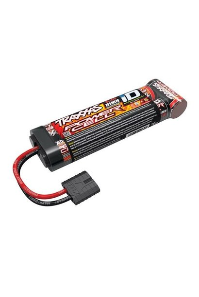 Battery, Power Cell, 3000mAh (NiMH, 7-C flat, 8.4V), TRX2923X