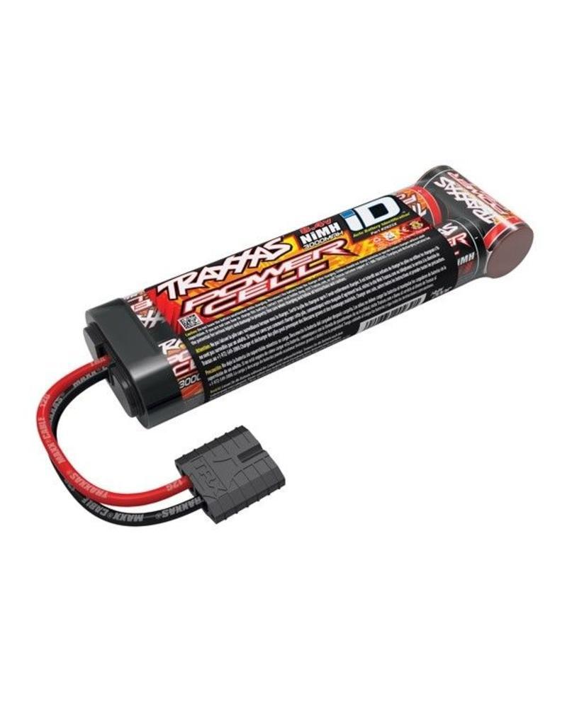 Traxxas Battery, Power Cell, 3000mAh (NiMH, 7-C flat, 8.4V), TRX2923X