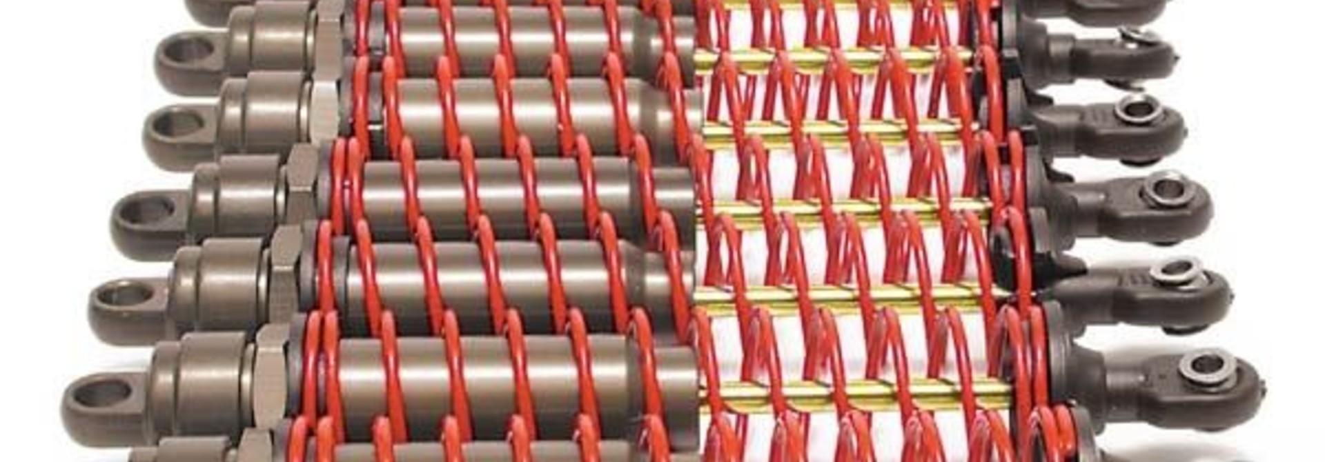 Big Bore shocks (xx-long) (hard-anodized & Teflon-coated T6, TRX4962
